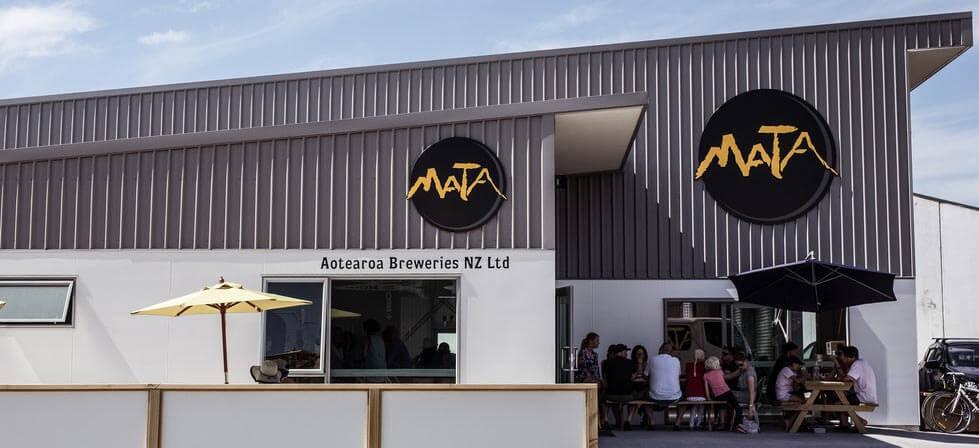 Mata Beer - Whakatane
